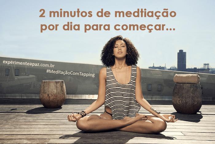 É possível relaxar em poucos minutos?